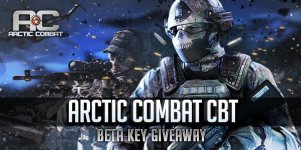 Arctic Combat: Beta Key Giveaway