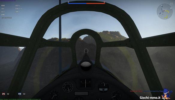 Abitacolo War Thunder