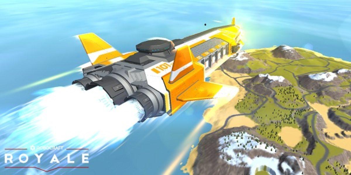 Robocraft Royale News | Giochi Online Sparatutto - Sito