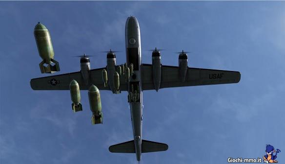 Aereo bombardiere War Thunder