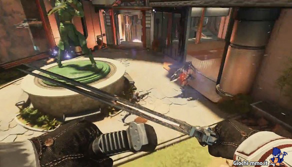 Anteprima Gameplay LawBreakers