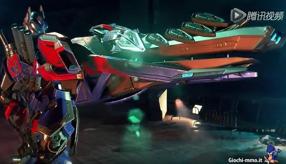 Anteprima Transformers Online