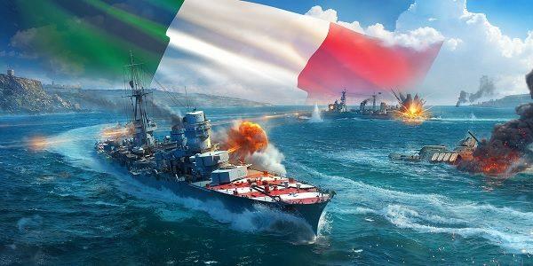World of Warships: anteprima del gioco di guerra navale