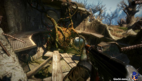 Anteprima gameplay Survarium