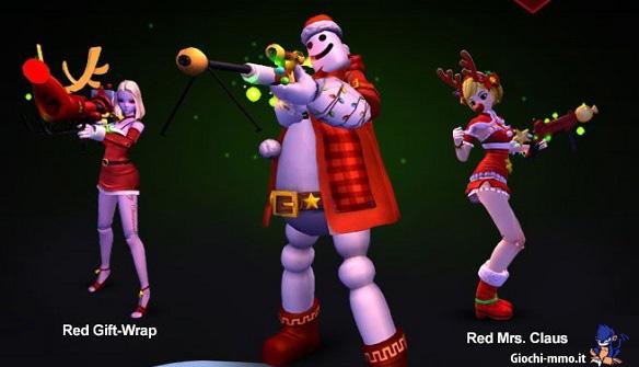 Armi Frosty Frolickers