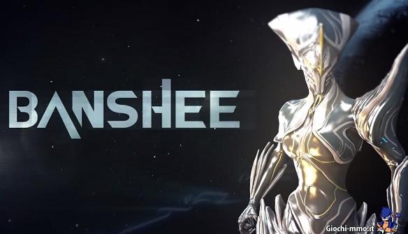 Banshee warframe