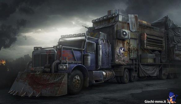 Camion rifugio One Life