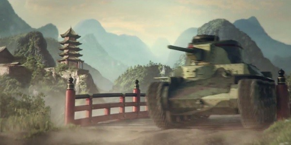 World of Tanks: in arrivo i carri armati Giapponesi