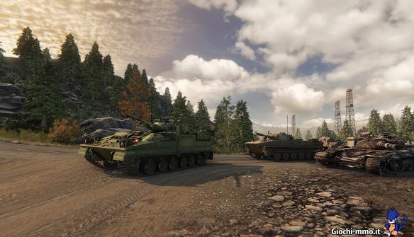 Carri armati Armored Warfare