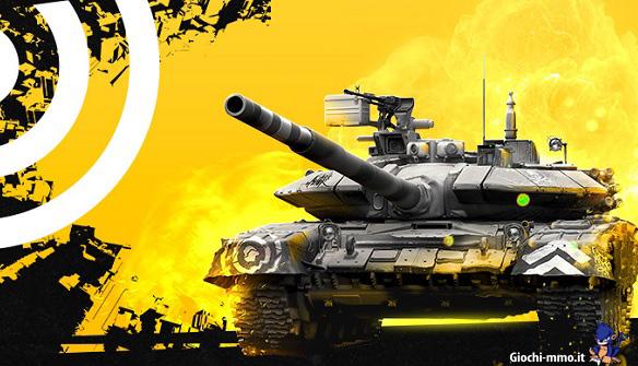 Carro Armato Armored Warfare