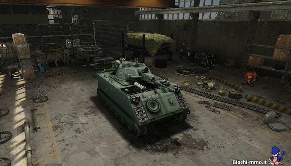 Carro armato Armored Warfare