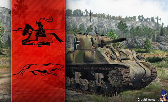 Carro armato Ground Forces