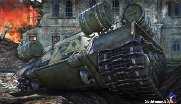Carro armato War Thunder