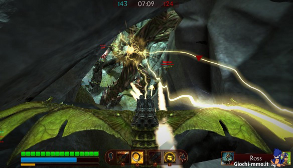 Combattimento Dragons of Elanthia