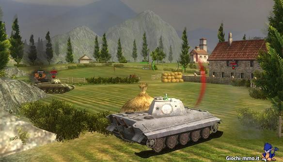 Combattimento Ground War Tanks