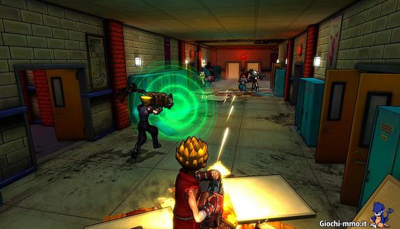 Combattimento Monster Madness Online