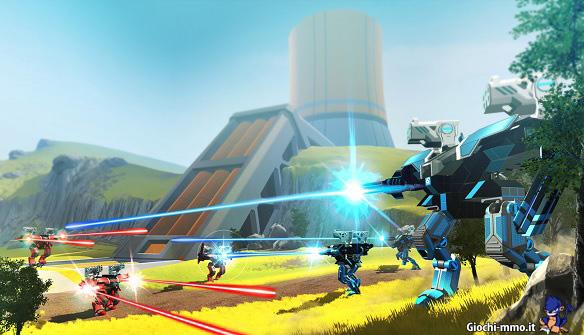 Combattimento Robocraft