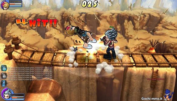 Combattimento Rumble Fighter