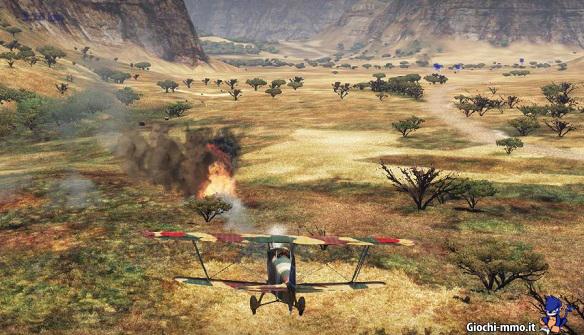 Combattimento War Thunder