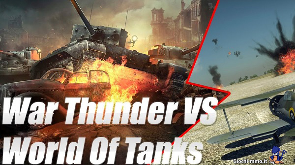 Confronto tra WoT e War Thunder Ground Forces