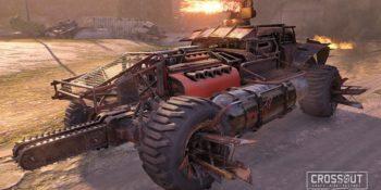 Crossout: nuova fazione e armi presto disponibili