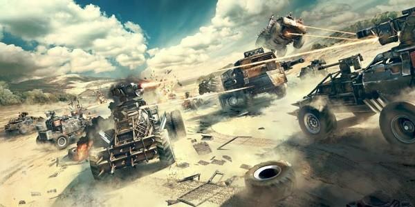 Crossout: nuovo gioco con veicoli da combattimento