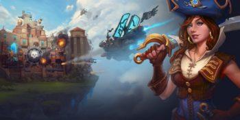 Cloud Pirates: free to play dal 19 Aprile