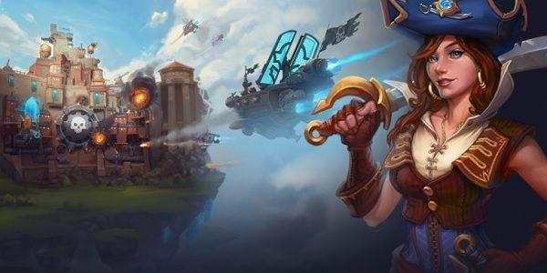 Cloud Pirates: free to play dal 19 Aprile