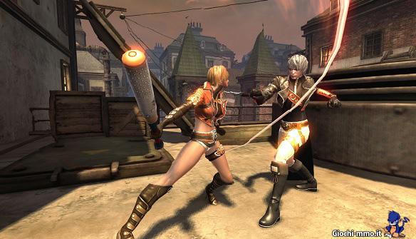 Donne combattenti GunZ 2
