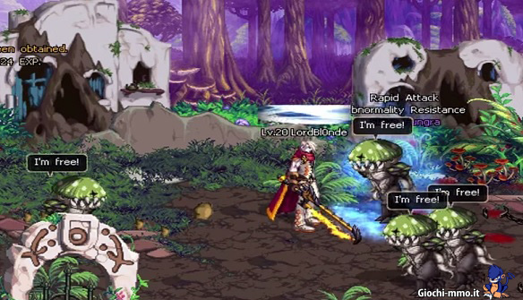 Dungeon Dungeon Fighter Online