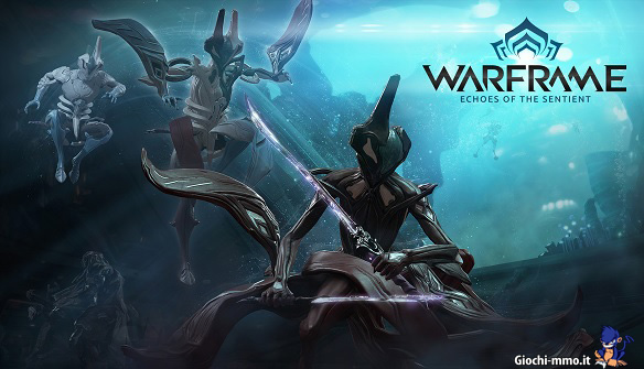 Echoes of the sentient Warframe