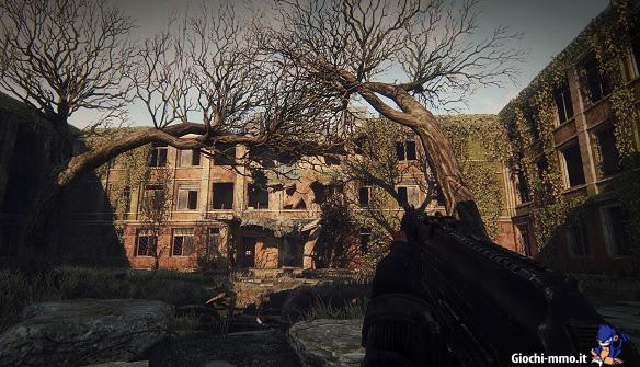 Edificio abbandonato Survarium
