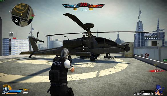 Elicottero poliziotto-AFO