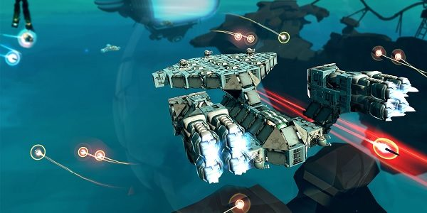 Galactic Junk League: nuovo sparatutto sci-fi free to play