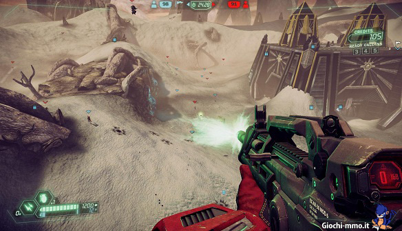 Gameplay-tribes-ascend