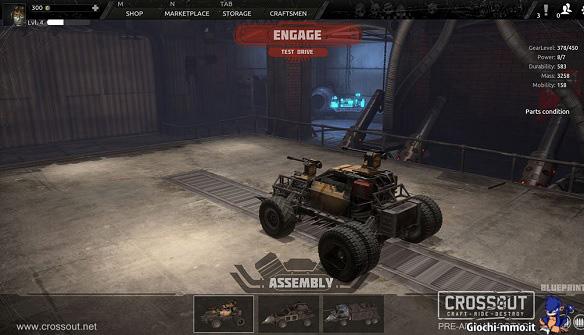 Garage Crossout