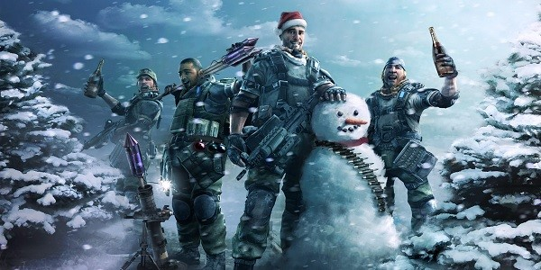 Giochi sparatutto per Natale