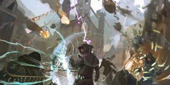 Grimoire Manastorm: sparatutto tra maghi e incantesimi