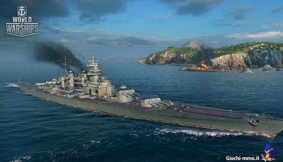 Grober Kurfurst World of Warships