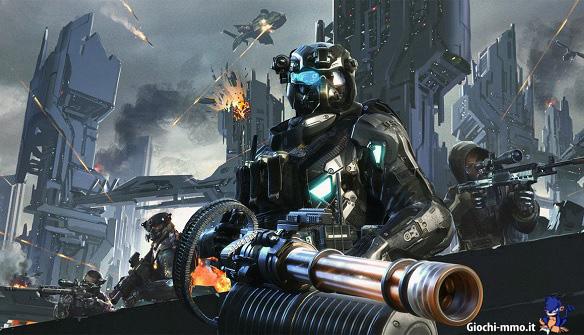 Guerrieri Metro Conflict