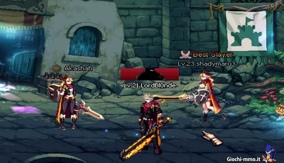 Guerriero Dungeon Fighter Online