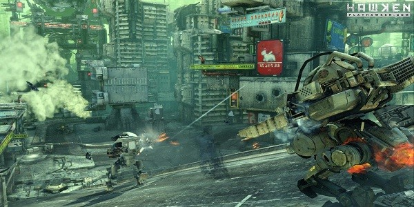 Hawken: annunciata la Closed Beta