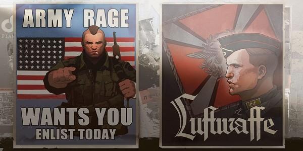 Army Rage: nuova versione migliorata