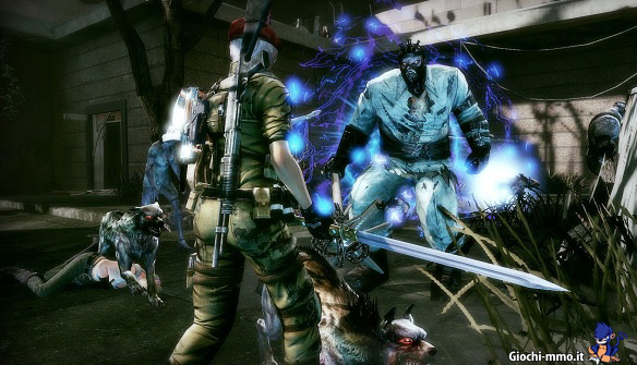 Immagine di gioco Zombies, Monsters, Robots