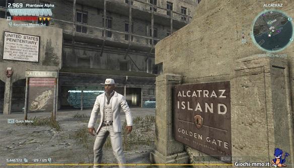 Isola Alcatraz Defiance