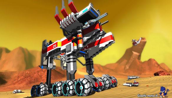 Macchina da guerra Robocraft