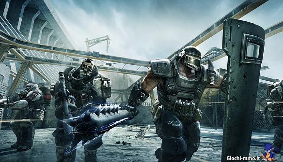 Mercenari Hazard Ops