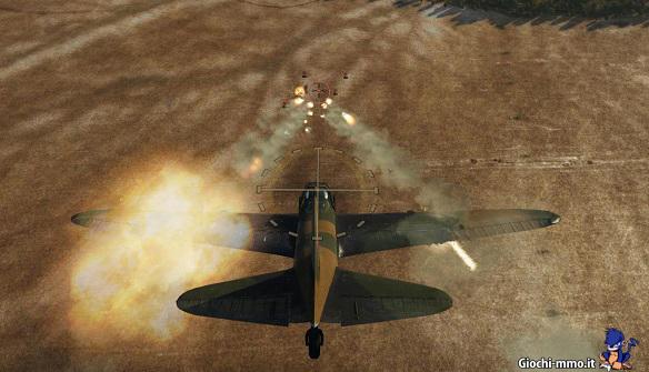 Missili War Thunder