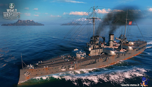 Nassau World of Warships