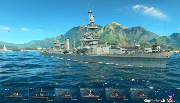 Nave World of Warships